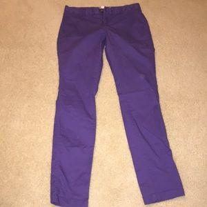 H&M purple pants